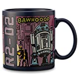 Star Wars R2D2 Comic Strip Mug