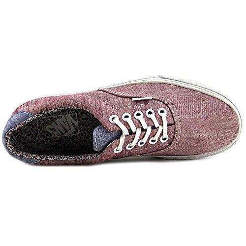 Vans Donna Era 59 Sneakers (chambray Floreale) Donna Bordeaux