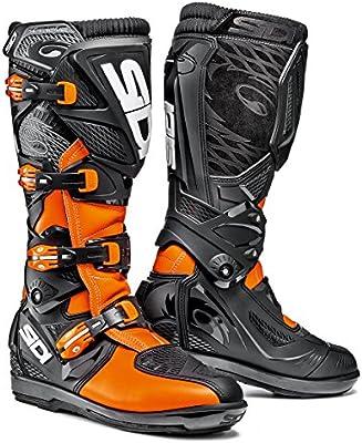 Sidi Motocross Stiefel X 3 SRS WeißSchwarz