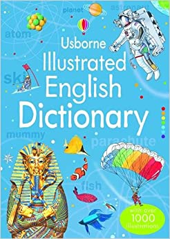 Illustrated English Dictionary (Illustrated Dictionary) 9781409535256 Teaching & Education at amazon