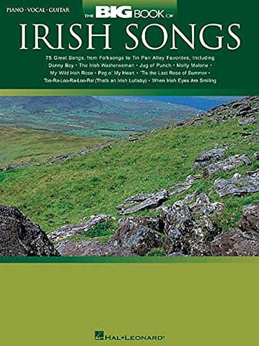 The Big Book of Irish Songs (Big Book (Hal Leonard)) (Irish Music Piano Sheet)