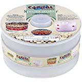 Capital Healthy Hygienic Sprout Maker With 3 Compartment