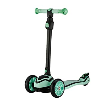 Amazon.com: Glider Deluxe - Patinete plegable con 2 ruedas ...