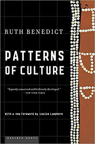 Patterns Of Culture Ruth Benedict 40 Amazon Books New Patterns Of Culture
