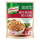 knorr side dishes - Knorr Selects Rice Side Dish, Rustic Mexican Rice & Beans, 6.5 oz