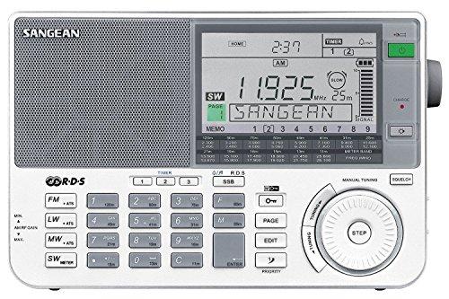 Sangean ATS-909X 406 Presets Portable Shortwave Receiver