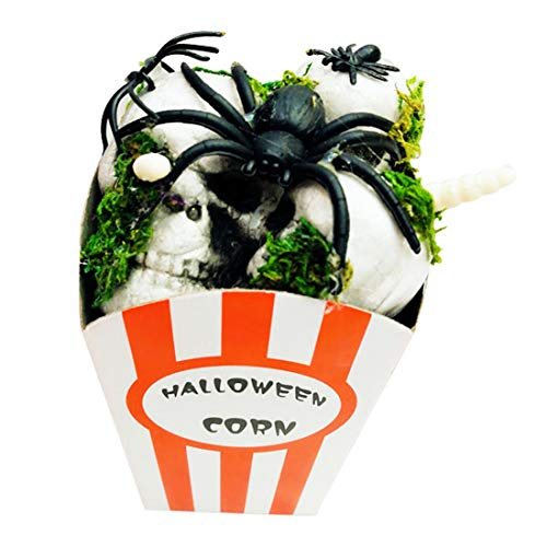 (Party Diy Decorations - Simulation Scary Spider Mouse Bloody Foam Eyes Props Horror Popcorn Theme Party Bar Halloween - Party Decorations Party Decorations Horror Prop Birthday Theme)