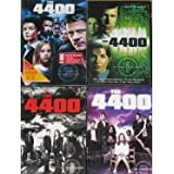 4400: The Complete 1st - 4th Seasons: The Complete Series