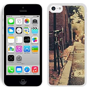 Quiet Alley (2) Durable High Quality iPhone 5C Phone Case