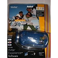 Vivitar 960HD 8.1 Megapixels Digital Video Recorder (NAvy)