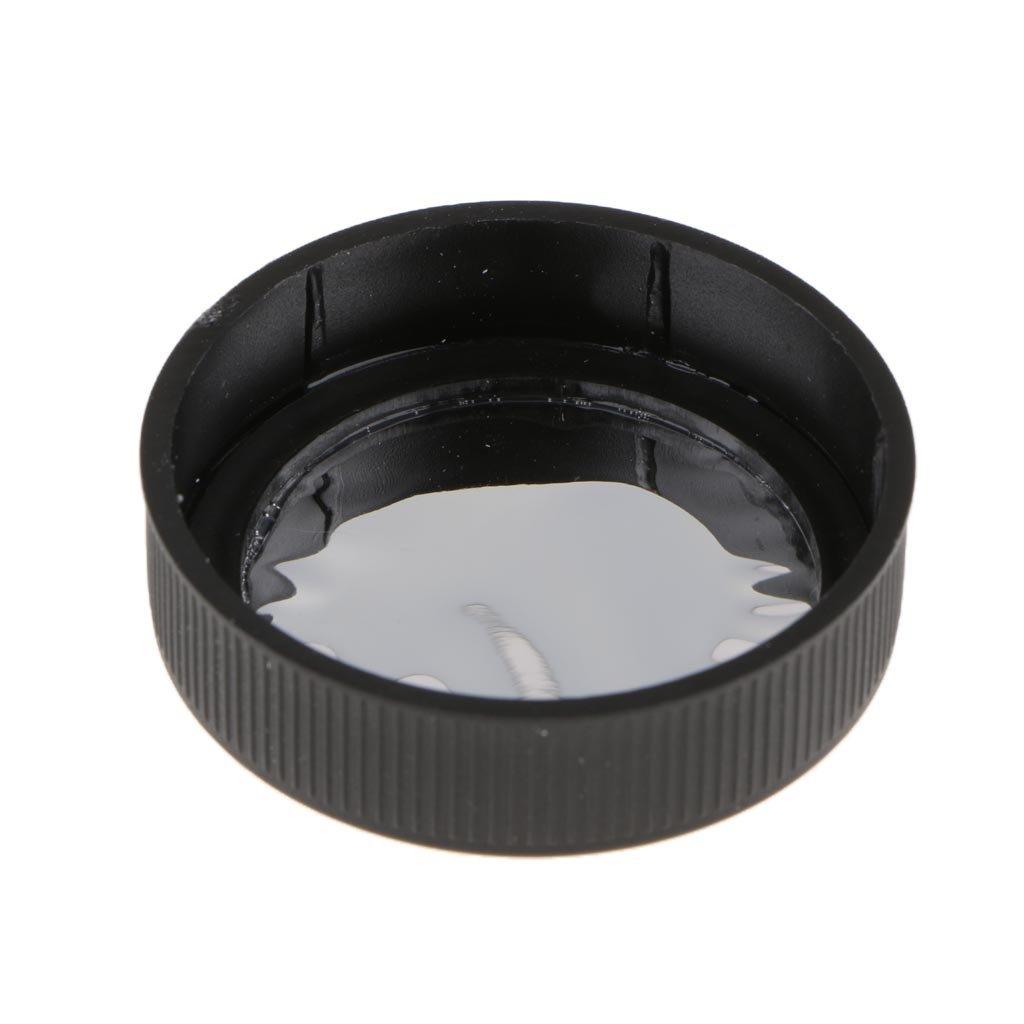 Homyl Filtre Solaire T/él/éscopique pour Celestron 80EQ 80DX 130EQ Solar Baader Film 40mm Calibre 5.0 Densit/é Optique