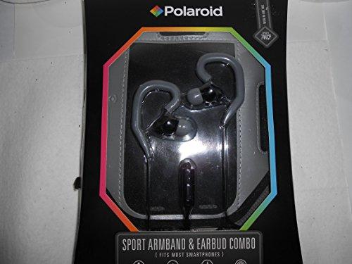 Sport Armband Earbud Combo gunmetal