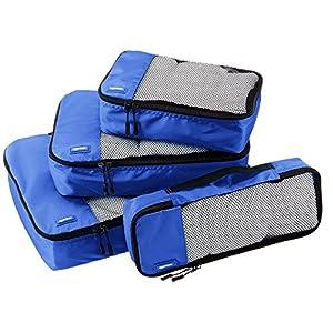 AmazonBasics-Juego-de-4-cubos-organizadores-de-equipaje-pequeo-mediano-largo-y-fino