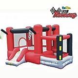 KidWise Little Raceway Bounce House