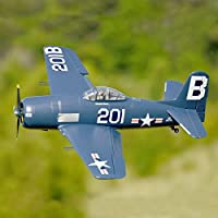 New Eleven Hobby F8F Bearcat 1100mm Wingspan Warbird PNP By KTOY