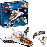 LEGO CITY - 60224 - MISSÃO DE ASSISTÊNCIA A SATÉLITE