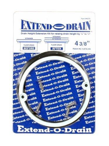 Extend-O-Drain 4-3/8'' by Extendo-O-Drain