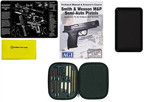 Ultimate Arms Gear Gunsmith Gun Mat S&W Smith & Wesson M&P +