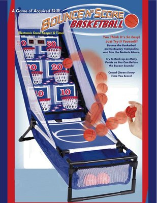 J.S.N.Y. Shoot N Score Arcade Basketball JSNY