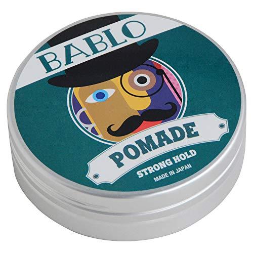 勝利会社いろいろバブロ ポマード(BABLO POMADE) ストロング ホールド メンズ 整髪料 水性 ヘアグリース (単品)