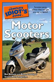 How to repair your scooter motorbooks workshop james manning the complete idiots guide to motor scooters fandeluxe Choice Image