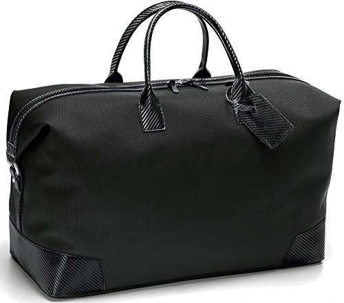 RONCATO sac de voyage UNO SOFT DELUXE 404655 - NOIR