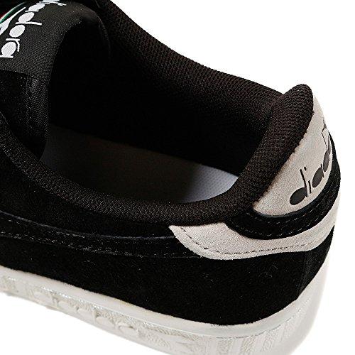 Sneakers gamelows Scarpe Diadora Nero Uomo Basse pWqTU