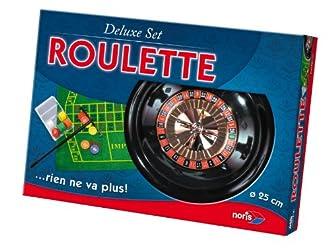 Roulette Reisespiel Taschen Roulette Set mit Chips Spielfeld Metalldose Casino