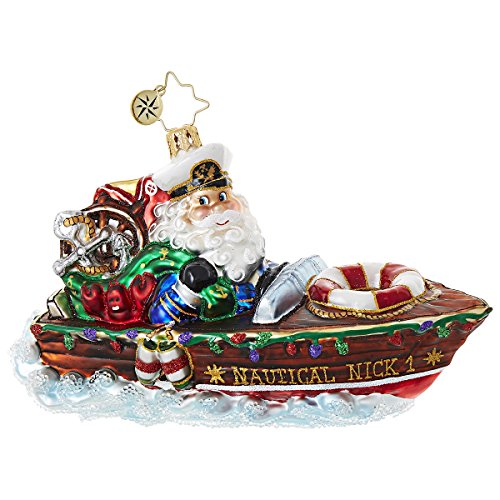 Nautical Ornament - 5