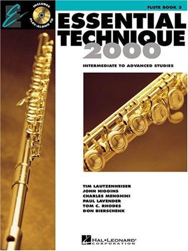Essential Technique 2000: Bb Bass Clarinet, Book 3