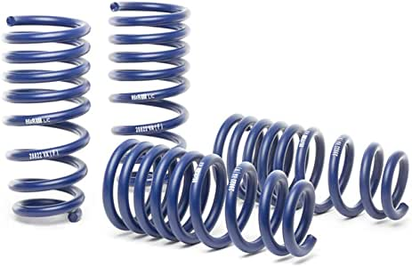 H/&R HR 299271 Lowering Springs