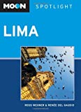 Front cover for the book Moon Spotlight Lima by Ross Wehner