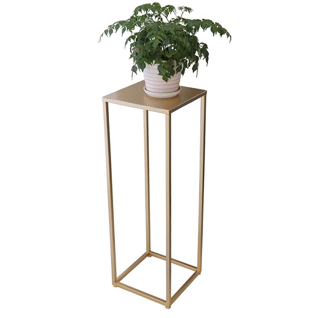 Decorazione al coperto fiore stand, multifunzionale ferro arte oro fiore stand pavimento-standing fiore in metallo stand soggiorno balcone decorazione fiore stand vaso bonsai ,303080CM