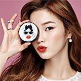 Banila Co. It Radiant CC Cushion- Iphoria Edition, White Monster, 12g+ 1 Refill (#BP 15)
