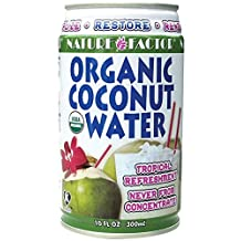 Nature Factor, Organic Young Coconut Water, 12 Pack