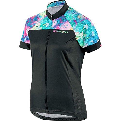 Louis Garneau Equipe Jersey - Short-Sleeve - Women's Black/Multi, M