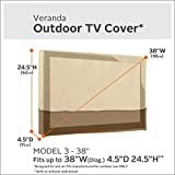 Classic Accessories Veranda Outdoor TV Cover For 38
