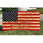 Handmade-Full-Color-American-Wood-Flag-Personalize-Option-3D-Carved-Stars-IndoorOutdoor-Made-to-Order-USA-Rustic-Wall-Art-Decor-Custom-Engravings-Great-Gift