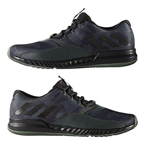 negbas Para Zapatillas Adidas De M 46 hieuti Crazytrain Pro vertra Deporte Gris Trf Hombre wqpyF1cP
