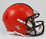 Cleveland Browns Speed Riddell Mini Football Helmet - New in Riddell Box