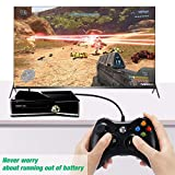 Wired Controller for Xbox 360, USB PC Game