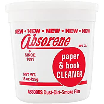Amazon Com Absorene Book And Document Cleaner Arts