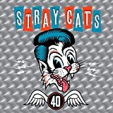 515o2gZuaeL. SL160  - Stray Cats - 40 (Album Review)