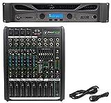 Best Crown Dj Amps - Crown Pro XTI4002 XTI 4002 3200w Power Amplifier Review