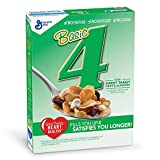 Basic 4 with Fruit and Almonds Multigrain Cereal, 16 oz (Pack of 12)