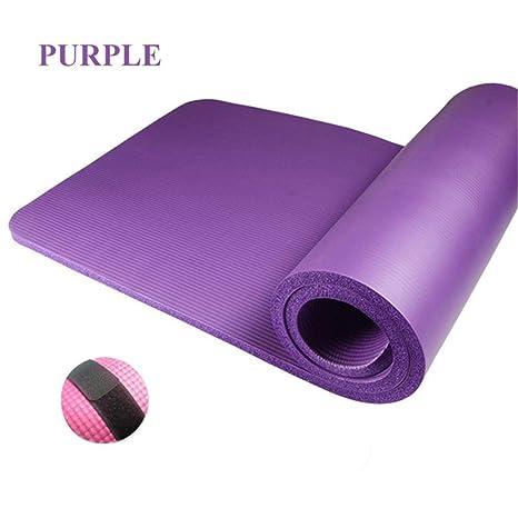 Llxxx colchoneta Yoga-Estera de Yoga Antideslizante NBR ...