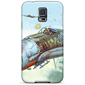 samsung galaxy s5 New mobile phone carrying covers Cases Covers Protector For phone Abstact eduard 1 48 fw 190