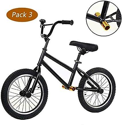 Bicicleta sin pedales Bici Bicicleta de Equilibrio Grande con ...