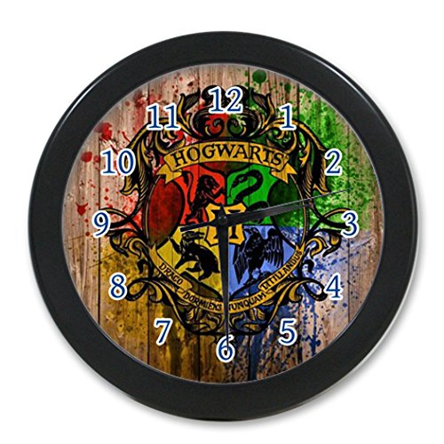 Hogwarts School Clock