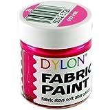 Dylon - Teinture Pour Tissu Couleur Rose 25ml